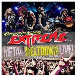 Pornograffitti Live 25 / Metal Meltdown (Blu-ray)