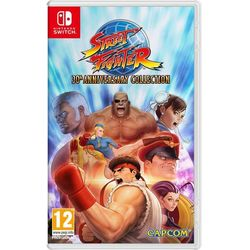 Gra NINTENDO SWITCH Street Fighter 30th Anniversary Collection