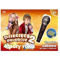 Dziecięce Przeboje Karaoke VOL. 2 (4 pory roku)