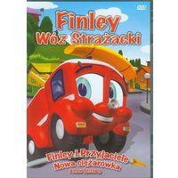 Filmy animowane, Finley wóz strażacki Finley i Przyjaciele Nowa ciężarówka