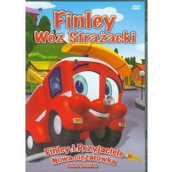 Finley wóz strażacki Finley i Przyjaciele Nowa ciężarówka