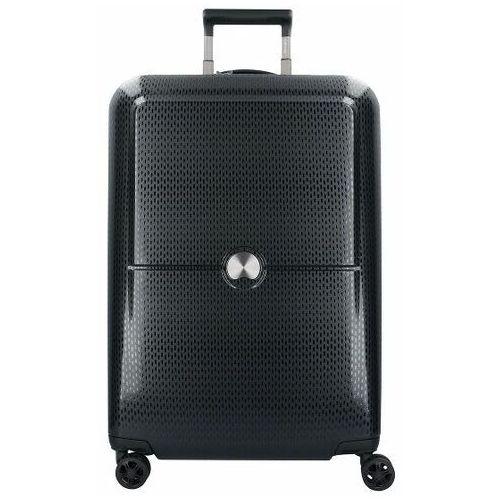 Torby i walizki, Delsey Turenne walizka duża 82 cm / czarna - Black ZAPISZ SIĘ DO NASZEGO NEWSLETTERA, A OTRZYMASZ VOUCHER Z 15% ZNIŻKĄ
