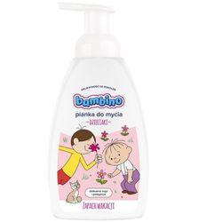 BAMBINO Pianka myjąca dla dzieci Zapach Wakacji - dla dziewczynek 500ml