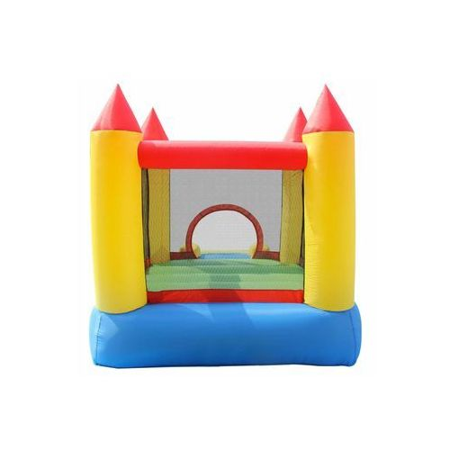 Zabawki dmuchane, Dmuchany ZAMEK z basenem
