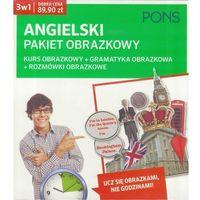 Książki do nauki języka, Angielski Pakiet obrazkowy - LektorKlett DARMOWA DOSTAWA KIOSK RUCHU (opr. miękka)