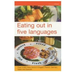 Eating Out in Five Languages (opr. miękka)