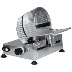 Krajalnica - nóż gładki, 0,15 kW, 370x460x320 mm | REDFOX, GS-220N