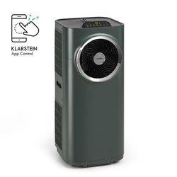 Klarstein Kraftwerk Smart 10K, klimatyzator 3 w 1, 10 000 BTU, sterowanie przy użyciu aplikacji, antracytowy