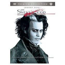 Sweeney Todd: Demoniczny Golibroda z Fleet Street (2xDVD), Premium Collection (DVD) - Tim Burton DARMOWA DOSTAWA KIOSK RUCHU