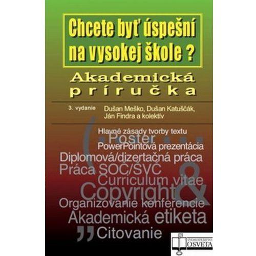 Pozostałe książki, Akademická príručka Dušan Meško; Dušan Katuščák; Ján Findra
