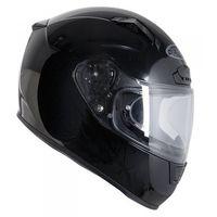 Kaski motocyklowe, OZONE RC-01 PINLOCK READY BLACK Kask integralny