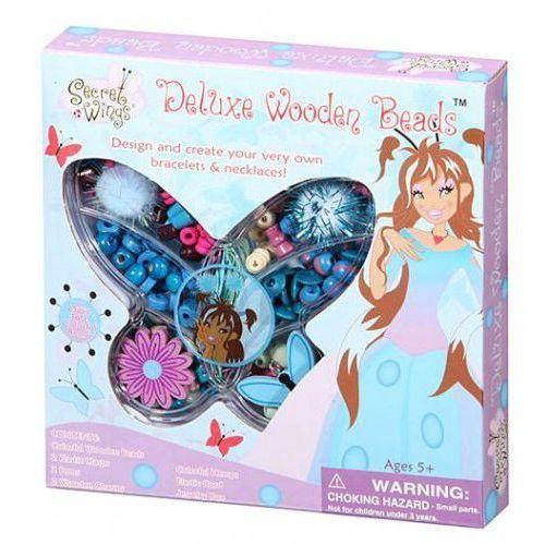 Kreatywne dla dzieci, Koraliki Secret Wings - Tansy - Prosperity