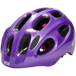 ABUS Youn-I Kask rowerowy Dzieci, sparkling purple S | 48-54cm 2019 Kaski dla dzieci Przy złożeniu zamówienia do godziny 16 ( od Pon. do Pt., wszystkie metody płatności z wyjątkiem przelewu bankowego), wysyłka odbędzie się tego samego dnia.