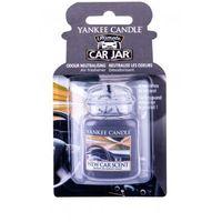 Odświeżacze powietrza do samochodu, Yankee Candle New Car Scent Car Jar zapach samochodowy 1 szt unisex