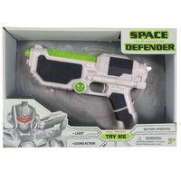 Pistolety dla dzieci, Pistolet interaktywny - światło, dźwięk