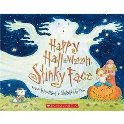 Happy Halloween Stinky Face (opr. twarda)