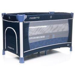 Łóżeczko turyst. Moderno XVII Navy Blue
