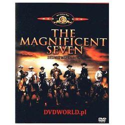 Siedmiu wspaniałych (DVD) - John Sturges DARMOWA DOSTAWA KIOSK RUCHU