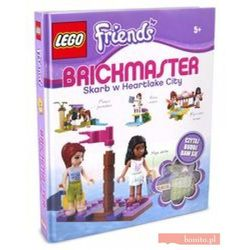 LEGO?Friends Brickmaster. Skarb w Heartlake City LBM101 (opr. twarda)
