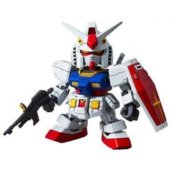 Figurka BANDAI SD EX-STD 001 RX-78-2 Gundam