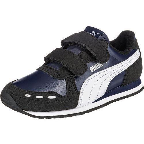 Buty sportowe dla dzieci, PUMA Trampki 'Cabana Racer SL V Inf' czarny / biały