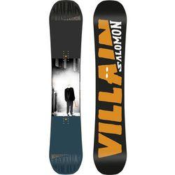 POTESTOWA DESKA SNOWBOARD SALOMON VILLAIN 155CM 2017/18