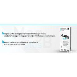 FA Mag plus B 90 tabletek witaminy