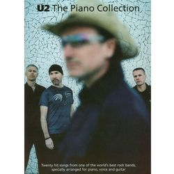 U2 The Piano Collecion (opr. miękka)