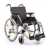 Wózki inwalidzkie, Wózek inwalidzki wykonany ze stopów lekkich - PLATINUM