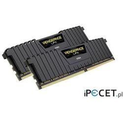 Pamięć DDR4 Corsair Vengeance LPX 16GB (2x8GB) 3200MHz CL16 1.35V BLACK