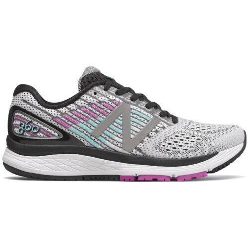 Damskie obuwie sportowe, New Balance W860v9 - W860WP9