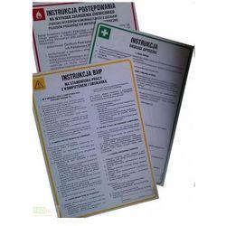 Instrukcja BHP przy obsłudze tokarki do drewna Art. F04