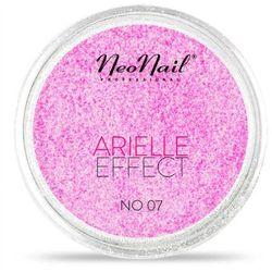 NeoNail ARIELLE EFFECT Pyłek No 07 - PINK