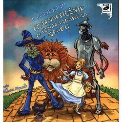 Czarnoksiężnik ze Szmaragdowego Grodu. Audiobook (CD/Mp3) + zakładka do książki GRATIS
