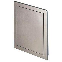 Drzwiczki rewizyjne plastikowe 20x30 srebrne DT14SR Awenta