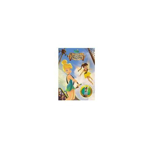 Książki dla dzieci, Dzwoneczek i tajemnica piratów (opr. broszurowa)