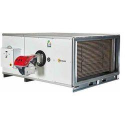 Nagrzewnica stacjonarna olejowa lub gazowa SF/H 130 - wersja pozioma = moc 116 kW