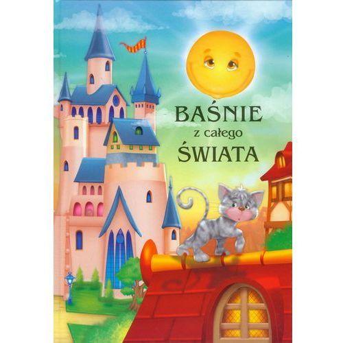 Książki dla dzieci, BAŚNIE Z CAŁEGO ŚWIATA (opr. twarda)