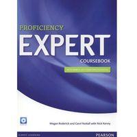 Książki do nauki języka, Proficiency Expert, Coursebook (podręcznik) with Audio Cds (opr. miękka)