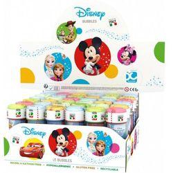 Bańki mydlane Disney 60ml display 36 sztuk (5282000). od 3 lat