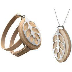 Bellabeat Leaf inteligentna biżuteria monitor aktywności łańcuszek bransoletka