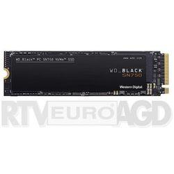 WD Black SN750 500GB PCIe x4 NVMe