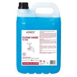 Mydło HACCP CLEAN HAND 5l VC600 Voigt niebieskie do hotelu, restauracji, biura