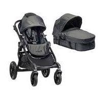 Wózki wielofunkcyjne, W�zek wielofunkcyjny 2w1 City Select Baby Jogger + GRATIS (charcoal)