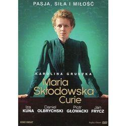 Maria Skłodowska-Curie DVD + książka (Płyta DVD)