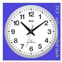 Zegary, Zegar srebrny sterowany radiowo #1