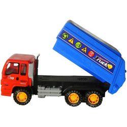 Zabawka SWEDE Ciężarówka śmieciarka G804