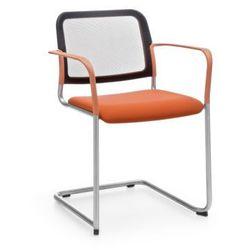 PROFIm Krzesło konferencyjne Zoo 525V/VN z siatką
