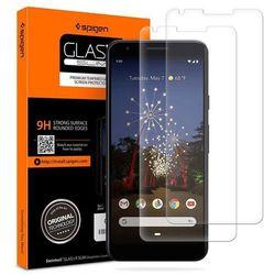 Szkło Hartowane Spigen Glas.Tr Slim 2-Pack Google Pixel 3a
