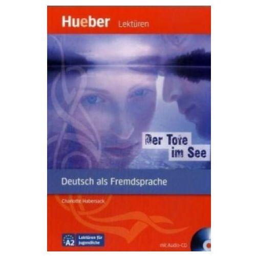 Książki do nauki języka, Der Tote Im See. Książeczka z CD (opr. miękka)